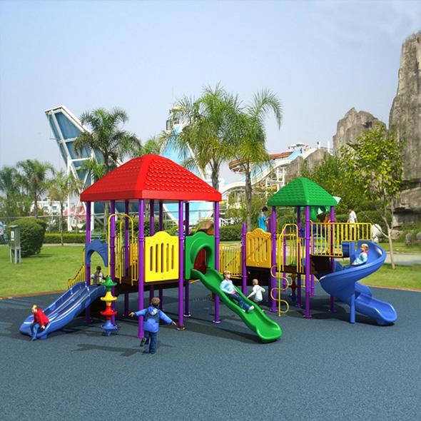 儿童游乐场设备都有哪些呀?