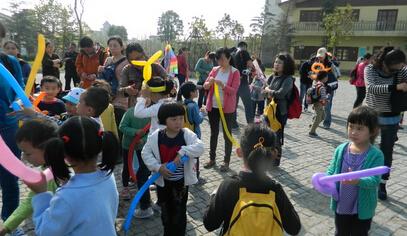 幼儿园大班亲子游戏运动介绍